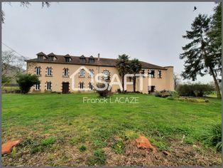 Annonce vente Maison castelnau-rivière-basse