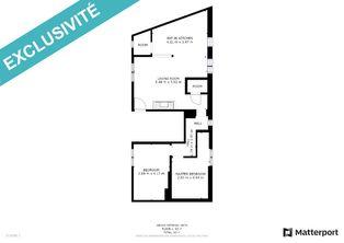 Annonce vente Appartement avec garage montauban