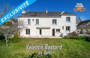 Annonce vente Maison avec terrasse saint-martin-le-beau