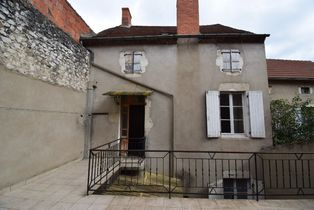 Annonce vente Maison avec terrasse ébreuil