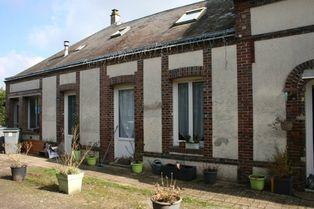 Annonce vente Maison avec jardin évreux