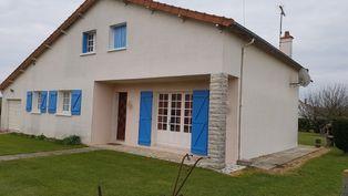 Annonce vente Maison avec garage coussay-les-bois