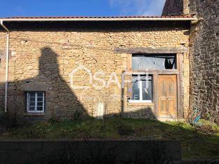 Annonce vente Maison avec grange châteauponsac