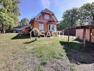 Annonce vente Maison avec garage biganos