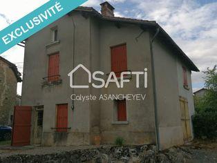 Annonce vente Maison au calme javerdat