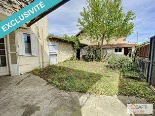 Annonce vente Maison au calme mont-de-marsan