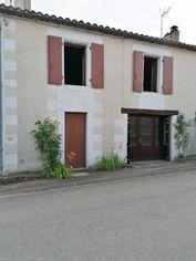 Annonce vente Maison aussac-vadalle