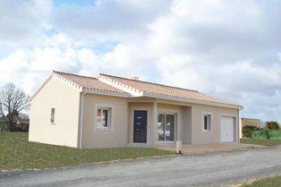 Annonce vente Maison au calme ribérac