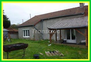 Annonce vente Maison avec garage vallon-en-sully