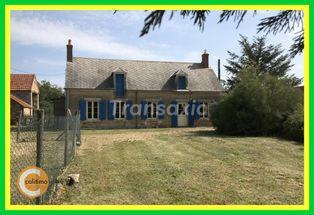 Annonce vente Maison avec grange châteauneuf-sur-cher