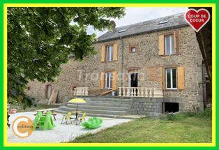 Annonce vente Maison avec terrasse bonnat