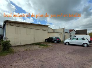 Annonce vente Local commercial avec garage orbec