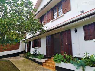 Annonce vente Maison avec garage saint-louis