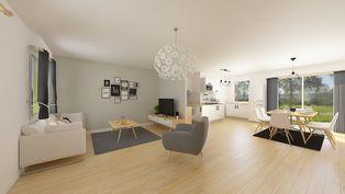 Annonce vente Maison avec garage bazemont