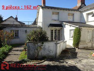 Annonce vente Maison avec garage azay-le-ferron