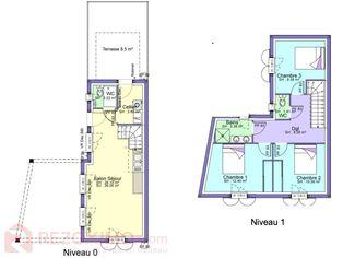 Annonce vente Maison avec terrasse puilboreau
