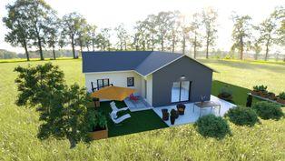 Annonce vente Maison avec garage bruyères