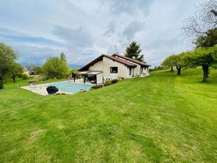 Annonce vente Maison avec piscine viry