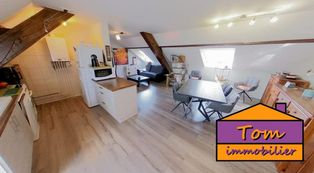 Annonce vente Appartement bessoncourt