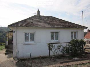 Annonce vente Maison avec cave blanzy