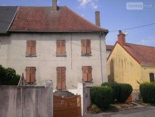 Annonce vente Maison avec garage blanzy