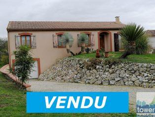 Annonce vente Maison avec garage saint-lys