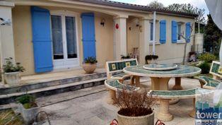 Annonce vente Maison avec piscine saint-sulpice-de-cognac
