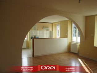 Annonce location Appartement anould