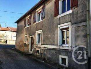 Annonce vente Maison sommedieue