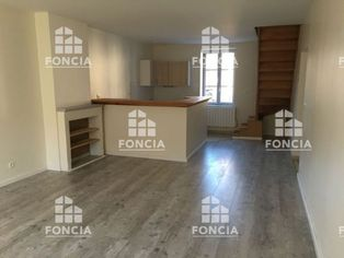 Annonce location Appartement en duplex saint-germain-de-joux