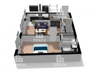Annonce vente Appartement plein sud paris 11eme arrondissement