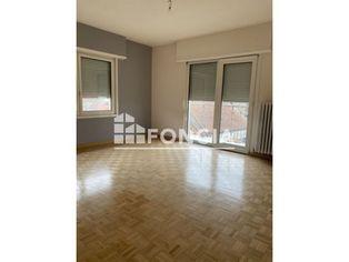 Annonce vente Appartement sarrebourg