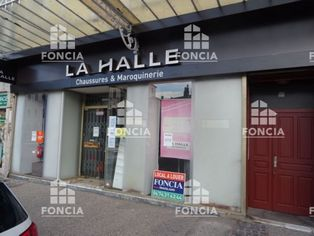 Annonce location Local commercial avec parking vienne