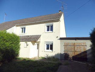 Annonce vente Maison avec garage chauny