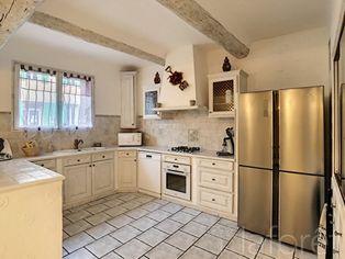Annonce vente Maison avec cuisine ouverte gignac-la-nerthe