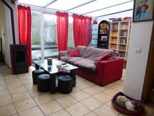 Annonce vente Maison avec garage saint-martin-des-besaces
