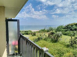 Annonce vente Appartement vue mer cabourg