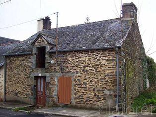 Annonce vente Maison à rénover carentoir