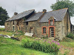 Annonce vente Maison à rénover lanouée