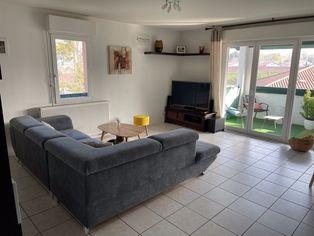 Annonce vente Appartement avec terrasse ciboure