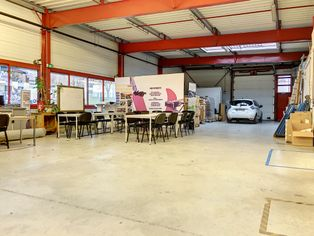 Annonce vente Local commercial avec parking saint-aubin-lès-elbeuf