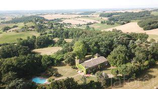 Annonce vente Maison avec piscine lisle-sur-tarn