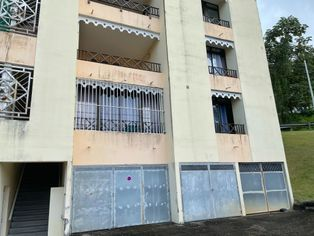 Annonce vente Appartement fort-de-france