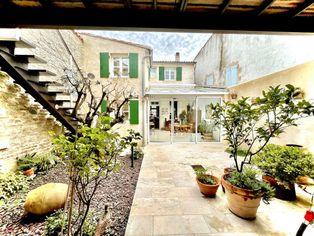 Annonce vente Maison avec parking saint-martin-de-ré