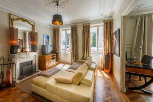 Annonce vente Appartement avec cheminée neuilly-sur-seine