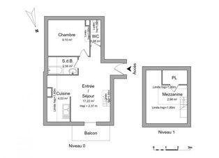 Annonce location Appartement en duplex notre-dame-du-cruet