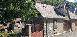 Annonce vente Maison avec grenier luz-saint-sauveur