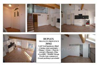 Annonce vente Appartement en duplex trans-en-provence