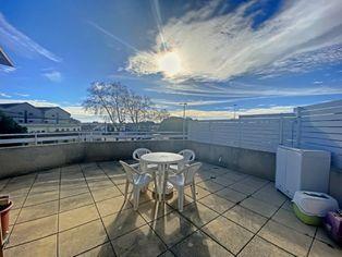 Annonce vente Appartement avec terrasse pézenas
