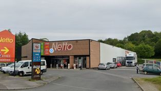 Annonce location Local commercial avec parking quimper